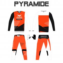 Ensemble BMX PYRAMIDE
