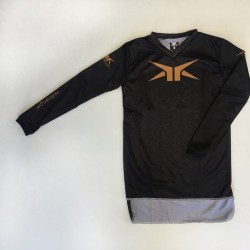 Maillot MX/BMX  Black &...