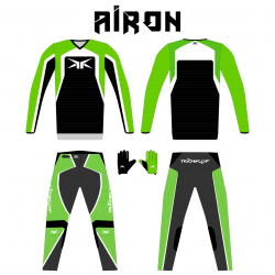 Total Outfit MX AIRON
