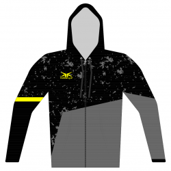 Hooded Jacket Design ALPHA