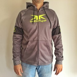 Hooded Jacket Design ZERO