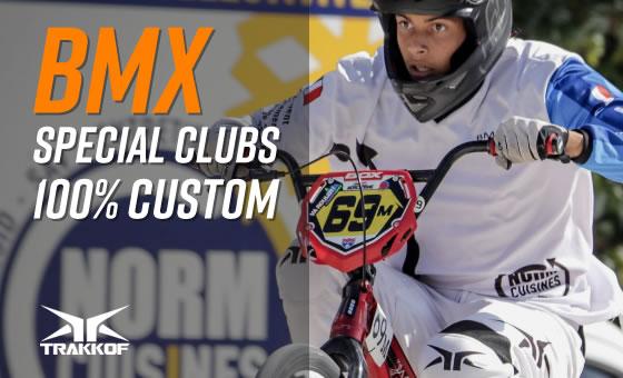 Special Clubs BMX